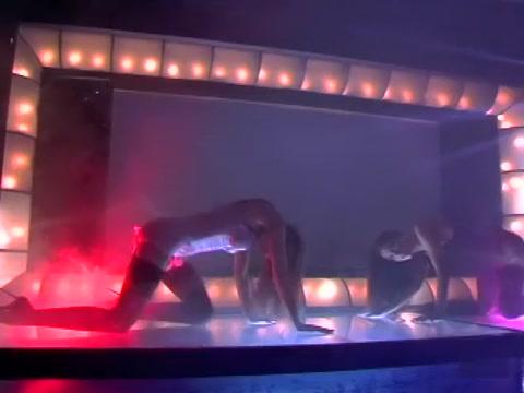 Horny pornstar Sarah Blake in exotic lesbian, dildos/toys adult scene