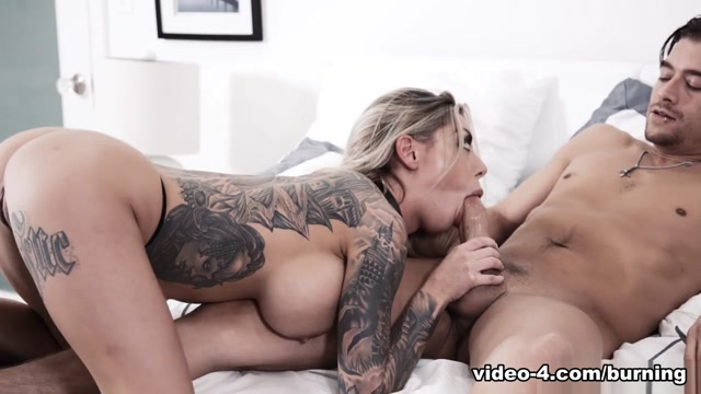 Karma RX & Xander Corvus in Cum On My Tattoo - Karma Rx, Scene #01 - BurningAngel
