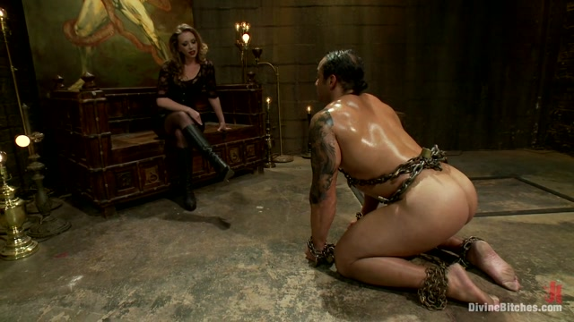 Mistress T & Dutch Bardoux in Mistress T Is What You Crave - DivineBitches