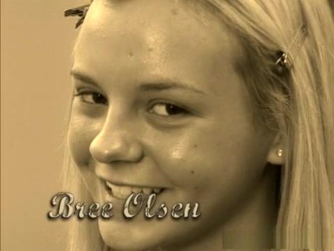 Horny pornstar Bree Olson in incredible anal, blonde adult video