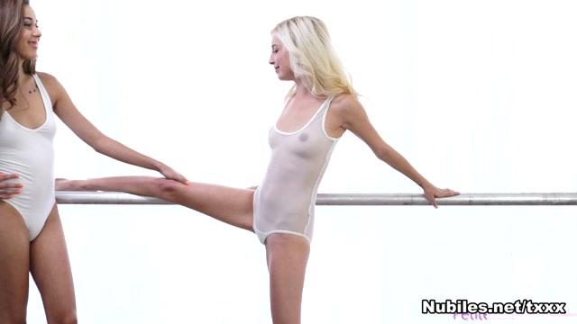 Kristina Bell & Piper Perri in Ballerina Beauties - Nubiles