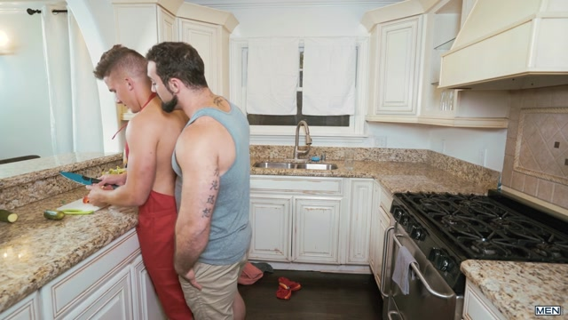 Jake Porter Jaxton Wheeler in Right In Front Of My Salad? - DrillMyHole