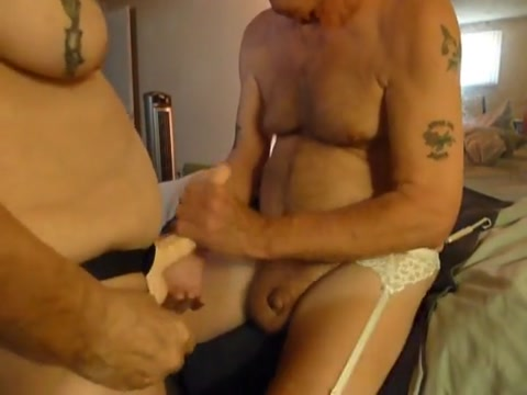 My man is my bitch today tampon play my woman cock strapon