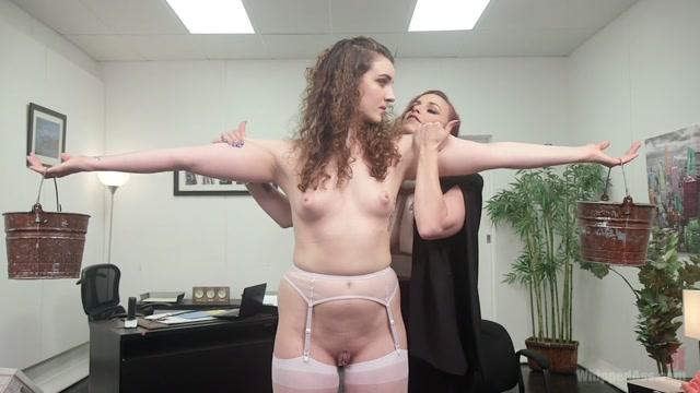 Bella Rossi & Endza Adair in The Intern - WhippedAss