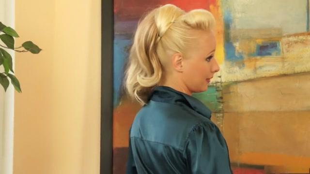 Amazing pornstars Rachel La Rouge and Jenna Lovely in exotic blonde, strapon xxx scene