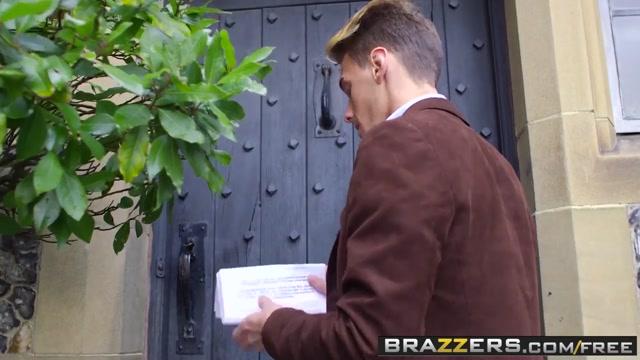 Brazzers - Teens Like It Big - Alessa Savage Chris Diamond - Renters Pussy