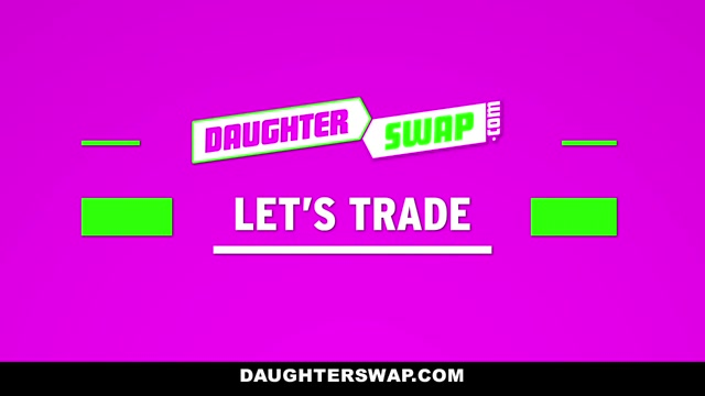 Arielle Faye & Pepper Hart in The Shop And Swap - DaughterSwap