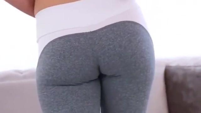 Yoga pants-brett rossi