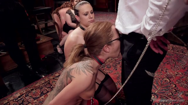 John Strong & Tori Avano & Roxanne Rae in Screaming Anal Slaves - TheUpperFloor