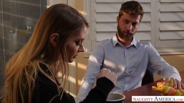 Nadya Nabakova & Dylan Snow in MyFriendsHotGirl