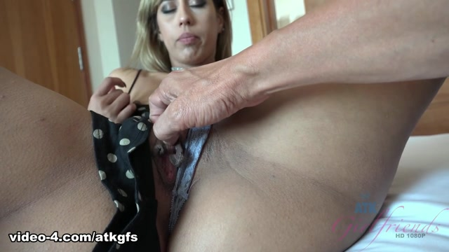 Demi Lopez in Demi Works Your Cock In Her Ass In Barcelona - ATKGirlfriends