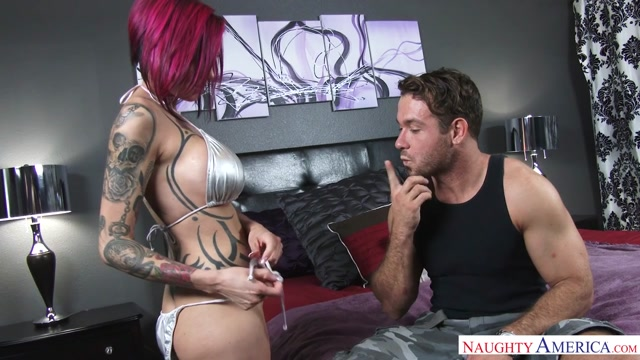Anna Bell Peaks & Chad White in My Friends Hot Mom