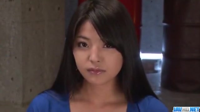 Eririka Katagiri amazing threesome sex adventure