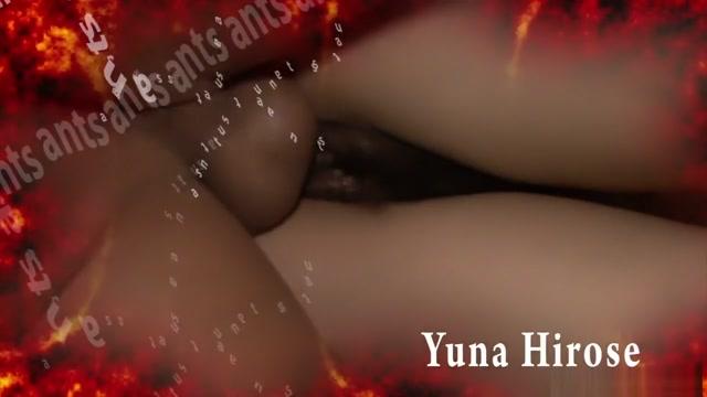 Fabulous Japanese model Yuna Hirose in Incredible JAV uncensored Creampie video