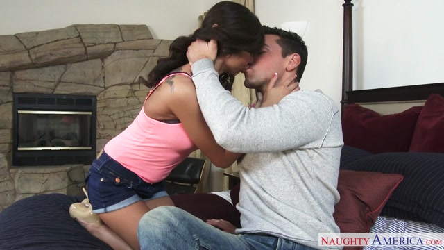 Brittany Bliss & Ryan Driller in My Sisters Hot Friend