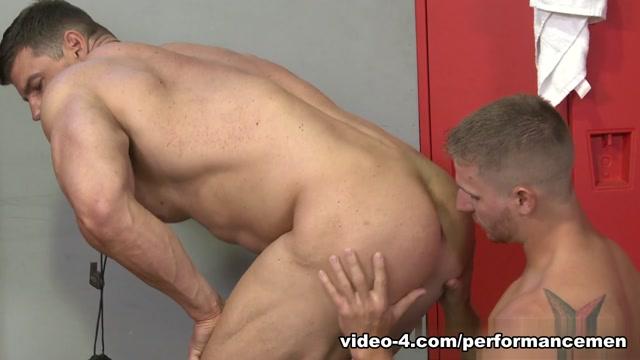 Logan Vaughn & Zeb Atlas in Worshiping Zeb Video