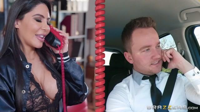 Lela Star & Luna Star & Van Wylde in 1 800 Phone Sex: Line 10 - BrazzersNetwork