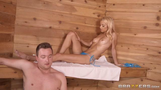 Paisley Rae & Van Wylde in Sauna Seduction - BrazzersNetwork