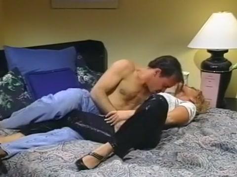 Exotic pornstar Johnni Black in fabulous anal, facial sex scene