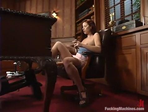 Sarah Blake in Fuckingmachines Video