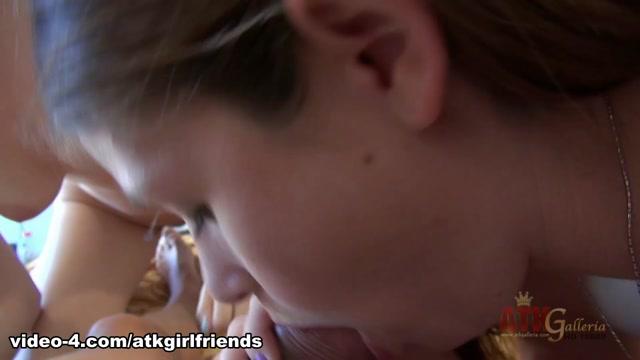Allie James in Virtual Date Movie - AtkGirlfriends