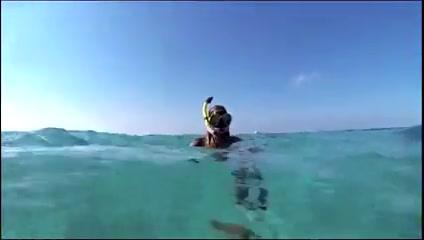 Russian Nudist Katya Clover-Island Trip
