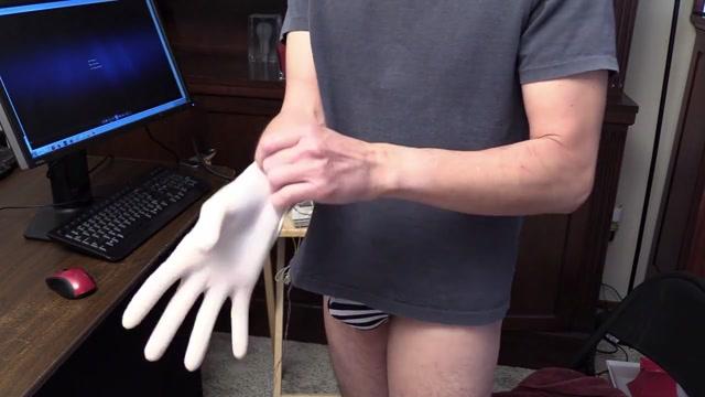 1st prostate massage