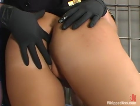 Isabella Soprano and Hollie Stevens in Whippedass Video