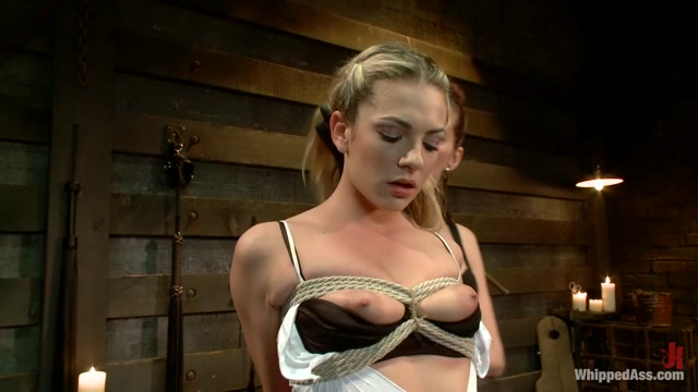 New Submissive Slut: Dahlia Sky
