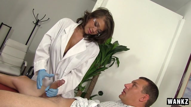 Cassidy Banks & Jerry in Cassidy Banks And Jerry A Very Hot Couple Doing First Time - WankMyWood