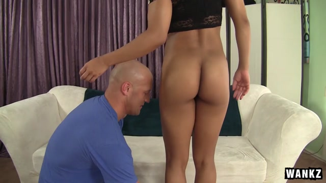 Sophia Fiore & Christian XXX in Sophia's Fat Ass Attracts Christian At The Mall - RoundJuicyButts