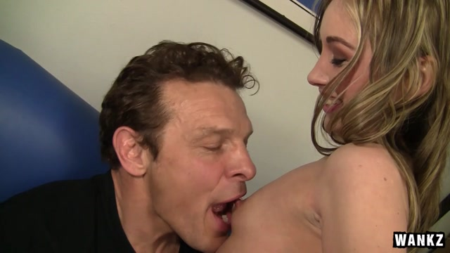 Tiffany Flowers & Jay Huntington in The Naughty Girl's Guide To Ass And Pussy Spanking. - MakeThemGag