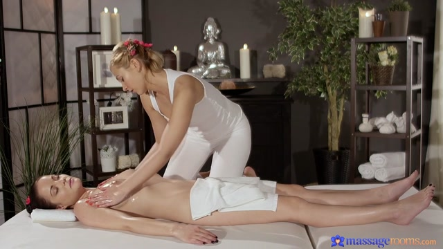 Dolly Diore in Erotic Lesbian Massage - MassageRooms