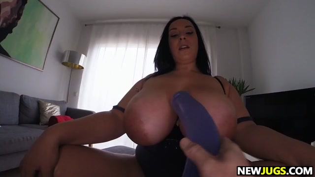 Anastasia Lux Is A Huge Tits Galore