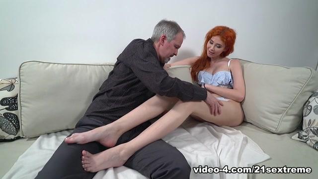 Gisha Forza in Date With Grandpa - 21Sextreme
