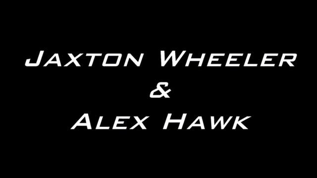 Jaxton Wheeler and Alex Hawk