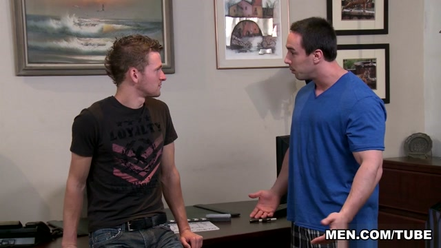 Cole Brooks & Ryan Evans in Get This On Film - DrillMyHole