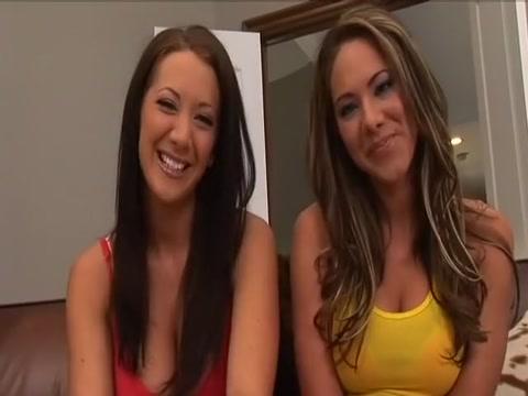 Fabulous pornstars Jayden James and Camryn Kiss in best latina, brunette adult video