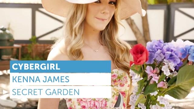 Kenna James in Secret Garden - PlayboyPlus