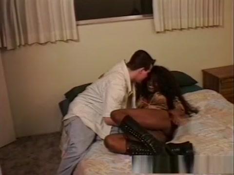 Hottest pornstar Serena Lewis in exotic facial, black and ebony sex movie