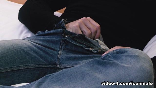 Jaxton Wheeler & Michael Roman in Daddy Vs. Daddy - IconMale