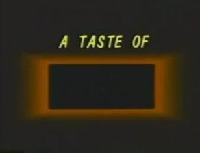 A taste of Ebony