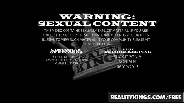 Reality Kings - Black GFs - Harley Dean Tarzan - Horny Harley