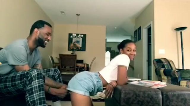 Ebony Latina Threesome Bbc