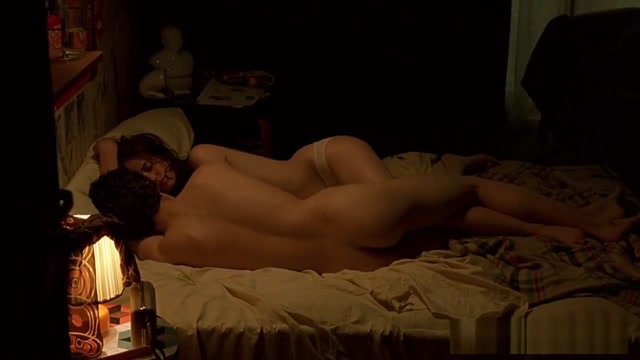 Eager Eva Green has big tits and looks so sexy nude