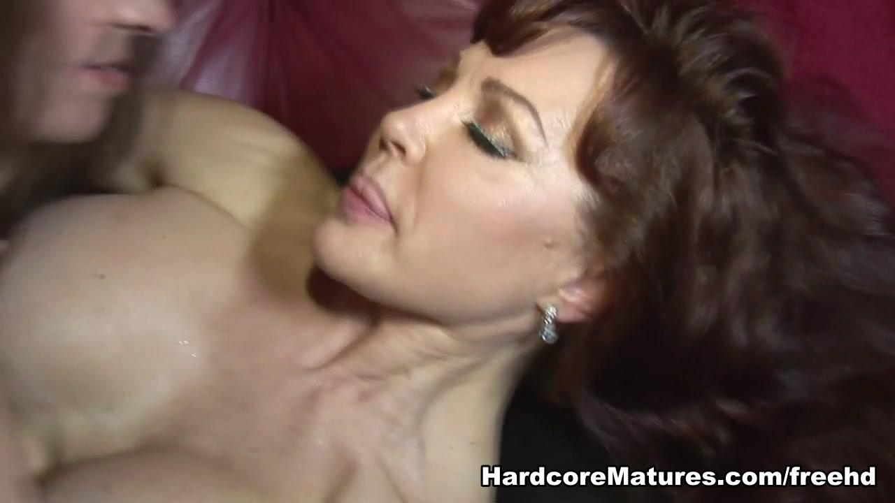 HardcoreMatures Video: Sexy Vanessa and June Summers