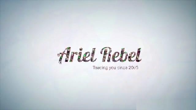 Ariel Rebel - Feet & Cum