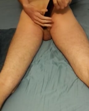First time 18 inch dildo all in