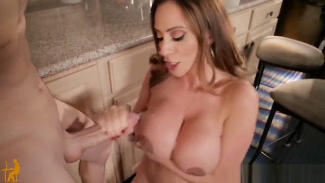 Milf ariella ferrara gets huge cumshot on hee tits Ariella Fererra The Definitive Cumshot Compilation Porn Video Hotmovs Com