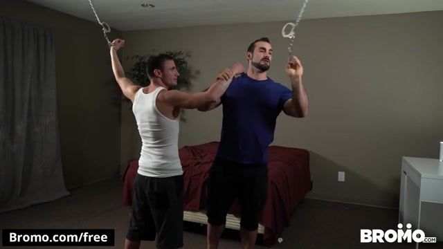 BROMO - Let Me Do The Talking, Scene 1 featuring Jaxton Wheeler and Leon Lewis